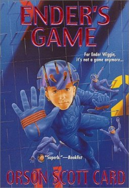 Image result for ender's game book