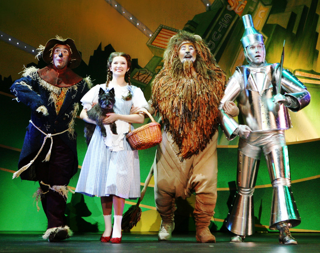 Leadership theory in the wizard of