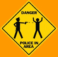 Danger: Police in Area