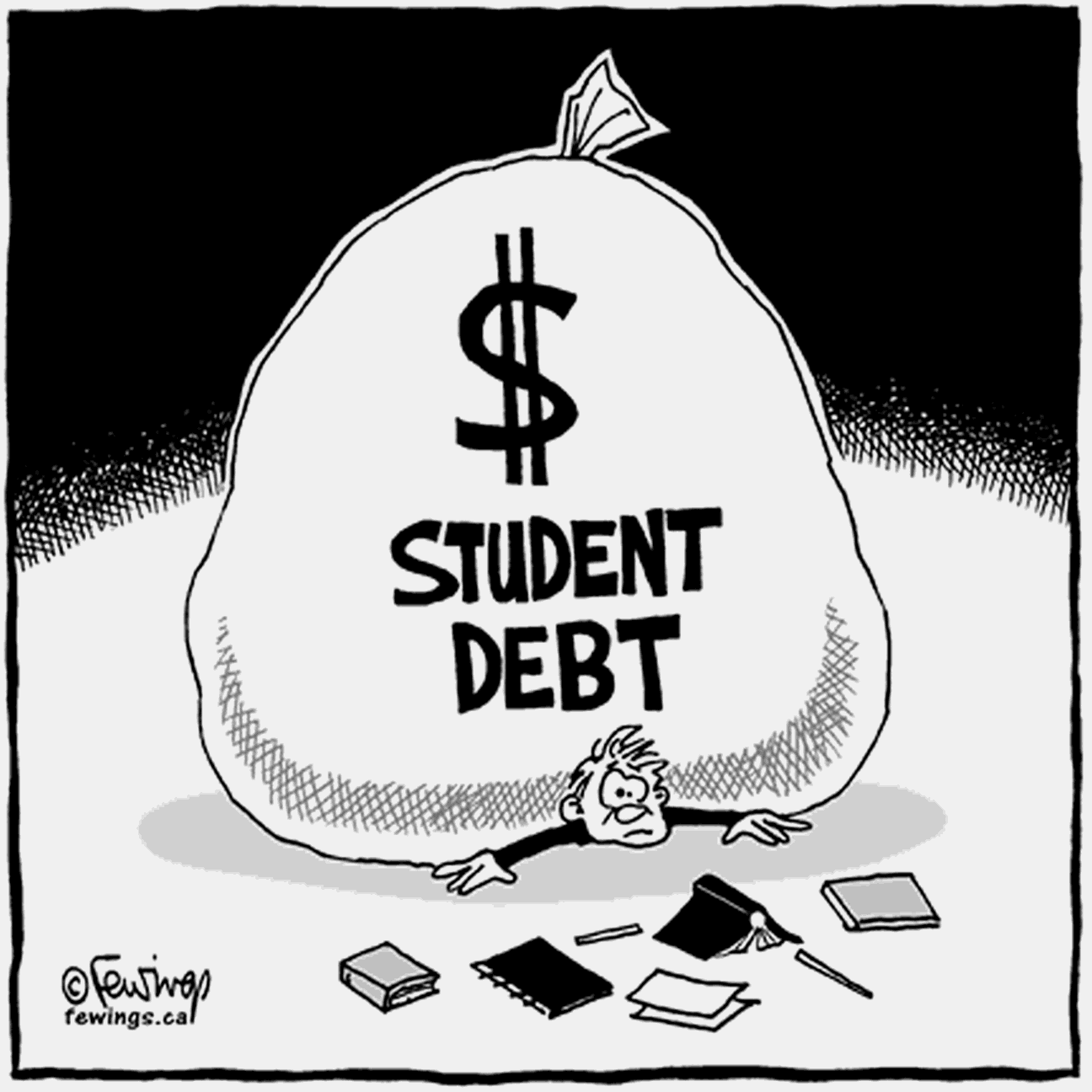 student debt Student debt has increased dramatically over the past several decades the  aggregate volume of new student borrowing has increased more.