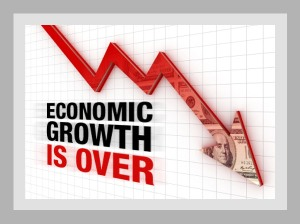 Economic Growth is over