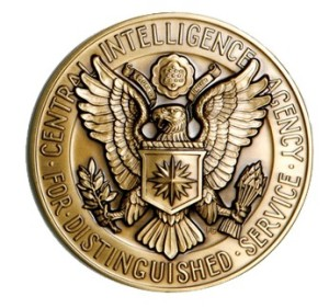 Distinguished Intelligence Medal CIA