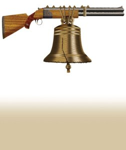"""Gun Control"" by Alexander Hunter, Washington Times, 10 Jan 2013"