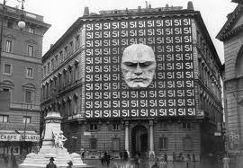 Italian style: Fascist HQ