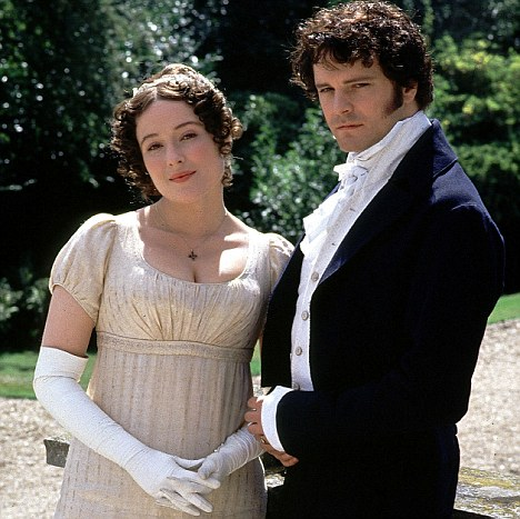 Image result for darcy and elizabeth