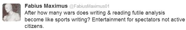 Twitter: entertainment