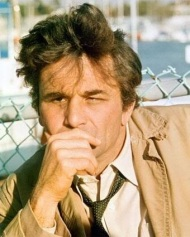 Clombo, played by Peter Falk