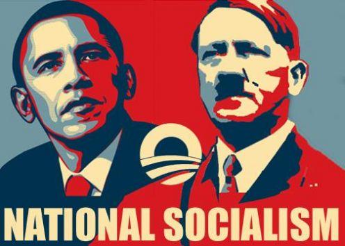 HitlerOBAMA