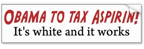 Obama taxes Whites