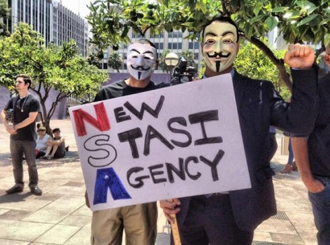 NSA: the new Stasi