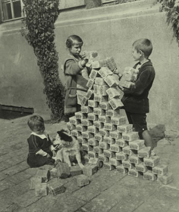 Children - 1923 Germany