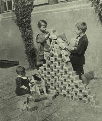 Children - 1923 Germany