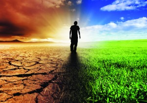 Over the top Climate Change drama