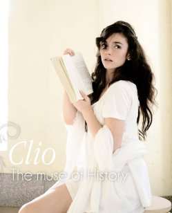 Cleo - muse of History
