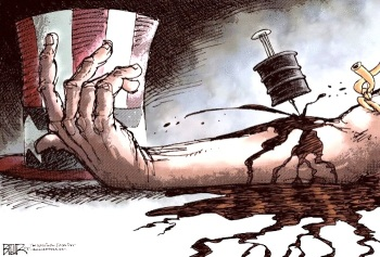 America & Oil