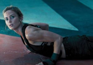 "Emily Blunt in ""Edge of Tomorrow"""