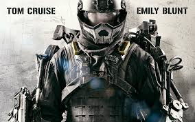 "Future Soldier in ""Edge of Tomorrow"""