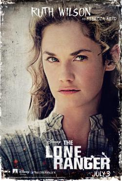 Ruth Wilson in the Lone Ranger