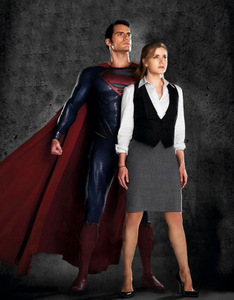 Amy Adams & Henry Cavill