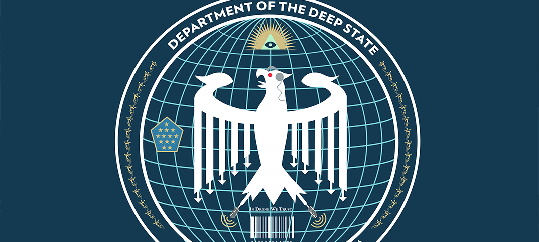 Logo of the Deep State