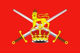 Flag of the British Army