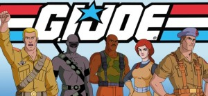 The GI Joe team