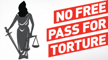 Justice tortured