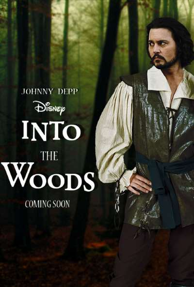 """Disney takes us """"Into the Woods"""", but they're not scary ..."""