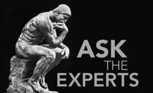 Ask the experts!