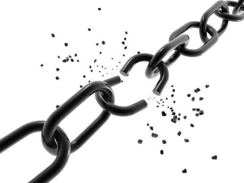 Broken chain summary