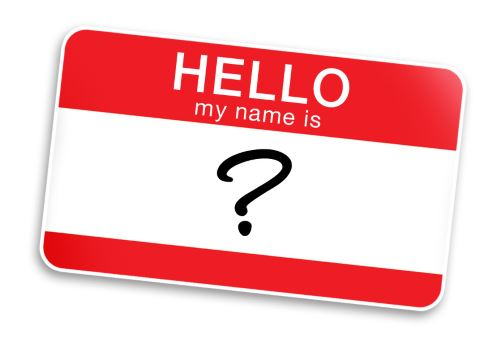 Hello My Name Is: What's In A Terrorist's Name? A Step To Understanding The