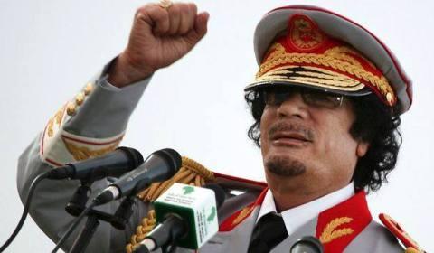 Colonel Qaddafi