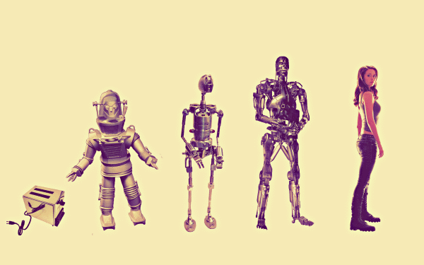 Robot Evolution