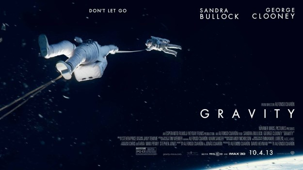 Gravity, the film