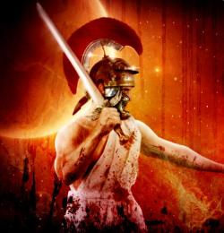 """Mars, god of war"" by GhostsAndDecay at DeviantArt"