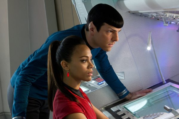 Authors purpose for writing the book: Star Trek Into Darkness?