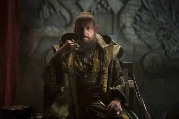 Ben Kingsley as Trevor Slattery