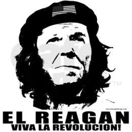 El Reagan: viva revolucion