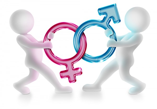 gender socialization Gender socialization is the process by which individuals are informed about the  norms  explain the influence of socialization on gender roles and their impact.