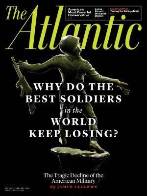 The Atlantic cover: Jan-Feb 2015