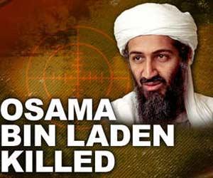 Bin Laden killed