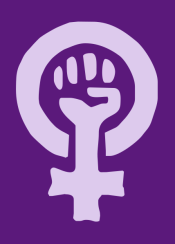 Womanpower logo.