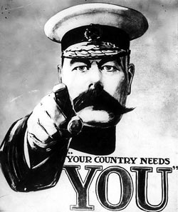 Your Government Needs You
