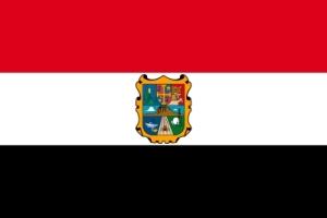 Flag of Tamaulipas, Mexico