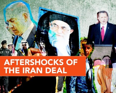 Aftershocks from the Iran deal