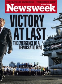 Newsweek, 8 March 2010