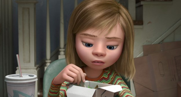 Riley in Inside Out