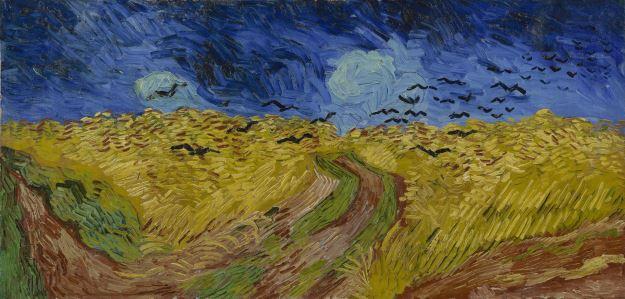 Van Gogh's Wheatfield (1890)