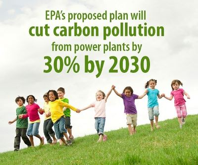 EPA: Clean Power Plan