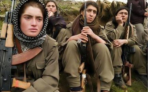 Peshmerga Women